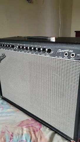 Amplificador Fender champions 1000