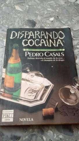 Disparando Cocaína, Pedro Casals