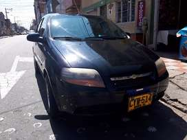 Chevrolet aveo1.6 excelente estado