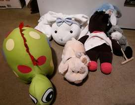 Combo peluches