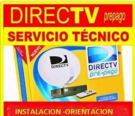 Técnico Directv Prepago