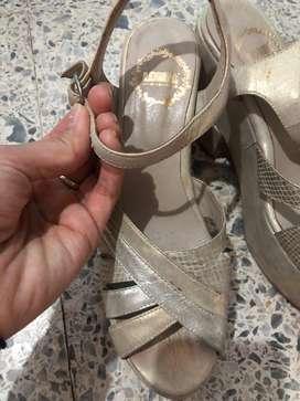 Zapatos de fiesta marca Lomm talle 38