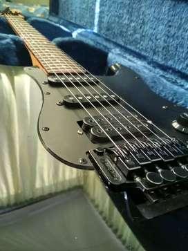 Fender Stratocaster Mim Blacktop Fr Modificada