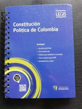 CONSTITUCIÓN POLITICA DE COLOMBIA MARCA LEGIS