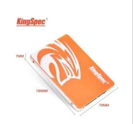 Disco De Estado Solido Interno KingSpec SATA 3 SSD 512GB