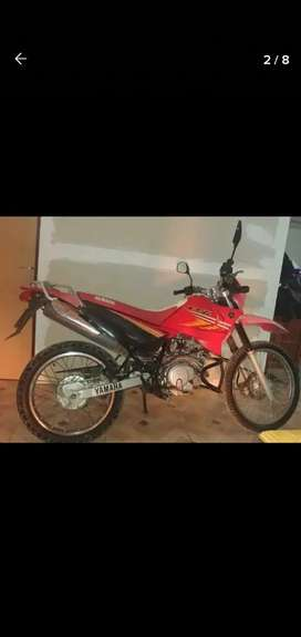 Yamaha XTZ 125cc 2009
