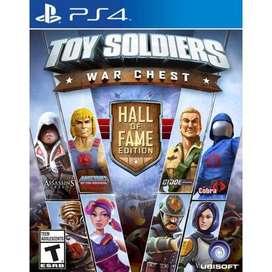 Toy Soldiers PS4 original y sellado