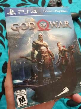 Dios de la guerra 4, god of war ps4