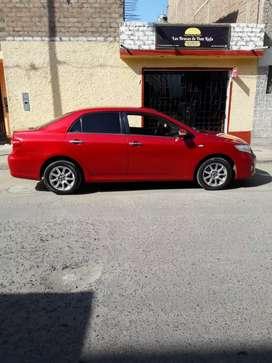 Toyota  automatico 2012
