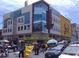 ALQUILO LOCAL COMERCIAL CENTRO CHICLAYO (ESQUINA)