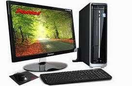 Computadores Janus con pantalla y 1000gb HDDdesde 1'150.000 en adelante.