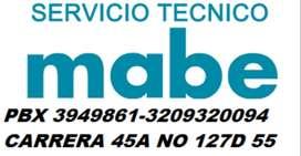 MABE LAVADORAS/NEVERAS/CALENTADORES/SECADORAS PBX 3949861