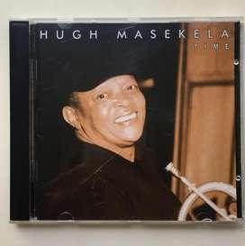 Hugh Masekela Time Cd