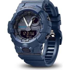 Reloj Casio G-shock Gba800-2adr Bluetooth 100% Original