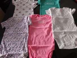 Bodys Carters importado M/C para Bebes