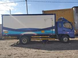 transporte de  carga y  alquiler de camion  furgon