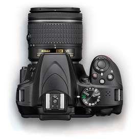 Nikon Reflex D3500 Nuevas con Garantia
