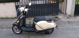 Moto Axxo Nueva