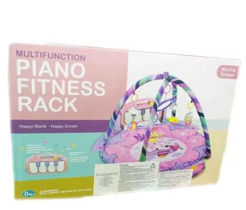 Gimnasio Piano Bebe Musical Arco De Juegos Estimula 0