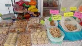 Especialidades dulces por kg