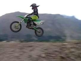 Remato kawasaki kx 85cc del 2013