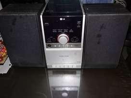 Minicomponente MP3