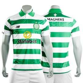 Camiseta Celtic Fc Escocia 19-20 Atletico Nacional Cali futbol