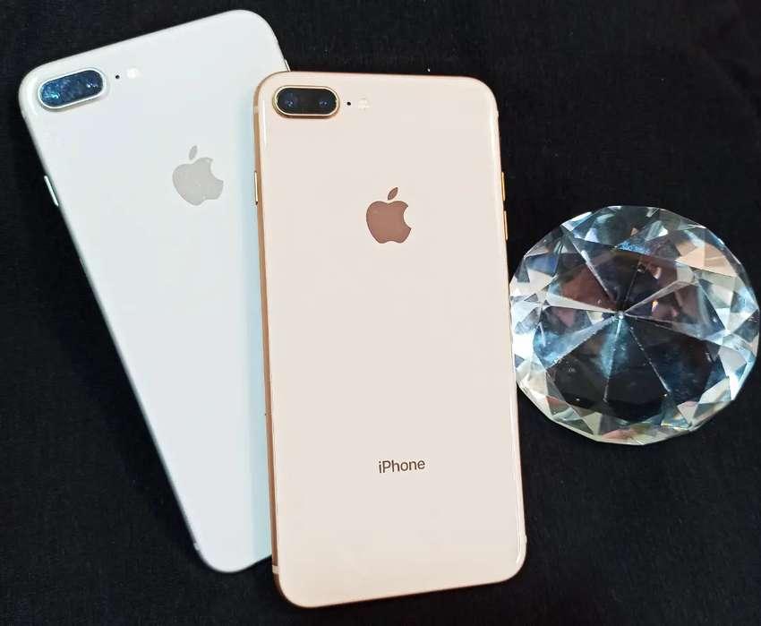 iPhone 8 plus de 64 GB 0