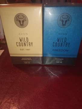 Vendo perfumes de hombre de Avon