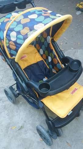 Carrito para bebé usado