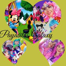 Payasitos Galaxy