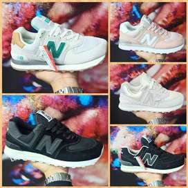 Zapatillas new balance 574 mujer nuevas
