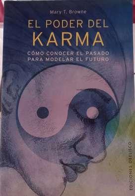 El poder del karma Mary T. Browne