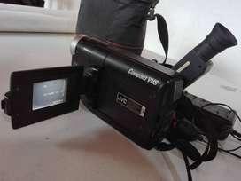 Camara filmadora jvc analogica