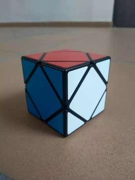 Cubo de Rubik Skewb Shengshou para todas las edades, juego didáctico muy divertido.