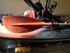 Pala para Kayak usada muy buena.