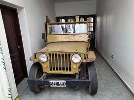 Vendo jeep willis