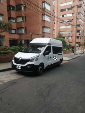 Servicio de transporte especial Bogota y nivel nacional