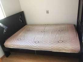 Se vende cama doble