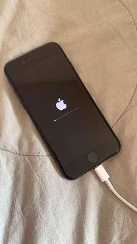 Iphone 7 negro bateria al 80%