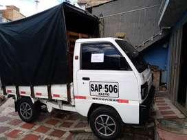 Vendo camioneta daewoo labo 1999 lista para traspaso 13000000
