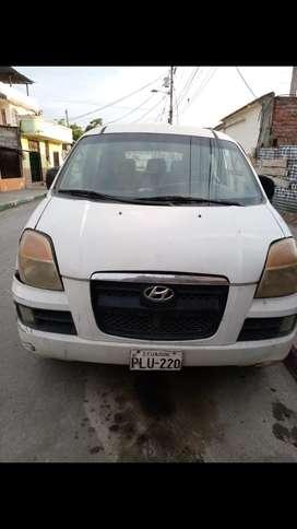 Venta de Buseta Hyundai H1