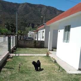 Vendo Casa en Bialet Masse sobre Av San Martin