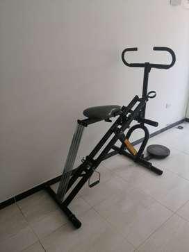 Maquina de hacer ejercicios multifuncional