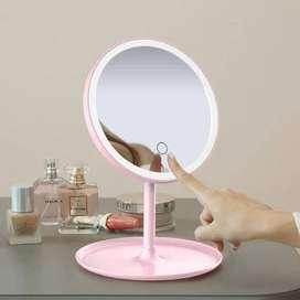 Espejo de Tocador Touch con Luces Led