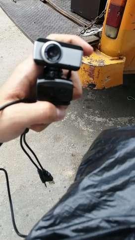 Vendo cámara para computador