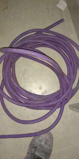 Vendo cable 4x6 14 metros
