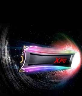Disco Duro Sólido SPECTRIX S40 RGB 256GB
