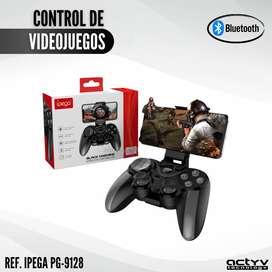 Control de Juegos Inalámbrico IPEGA PG-9128