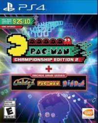 Pacman championship para ps4